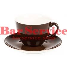 Чайная пара 200 мл коричневый цвет Barista P.L. в Хабаровске