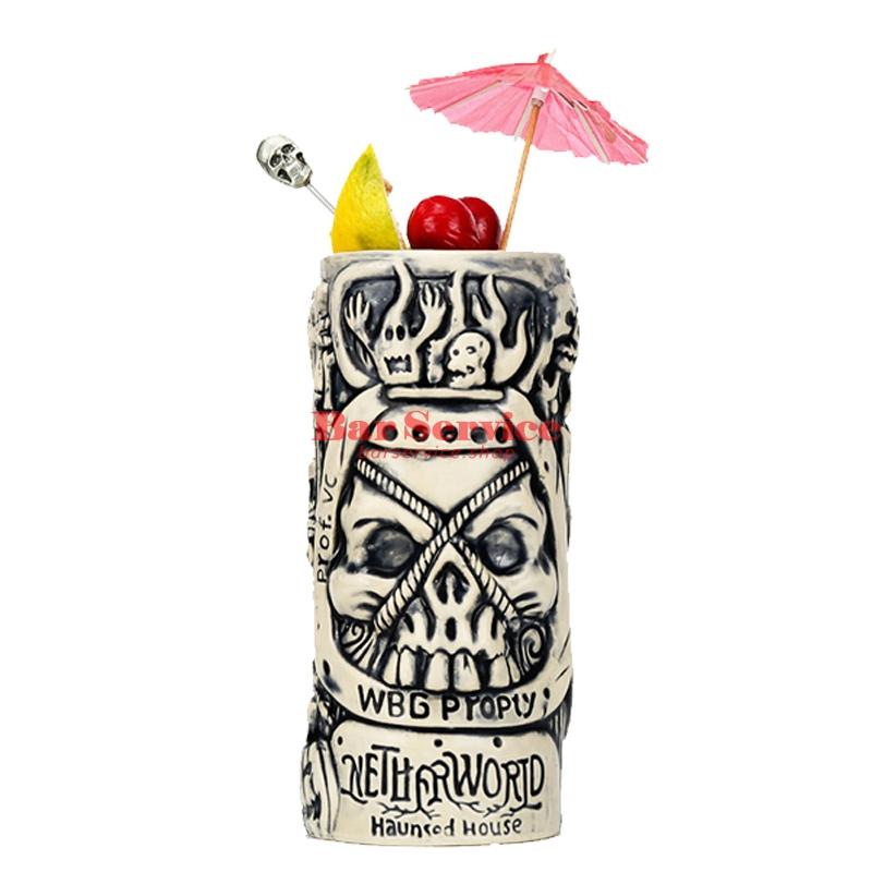 "Бокал д/коктейлей ""Тики"" керамика 500мл P.L. Barbossa в Хабаровске"