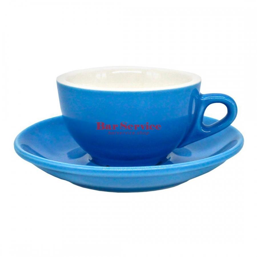 Чайная пара 180 мл синий цвет Barista P.L. в Хабаровске