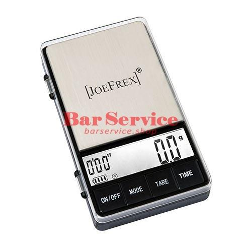 Весы баристаJoeFrex с таймером 1000г в Хабаровске