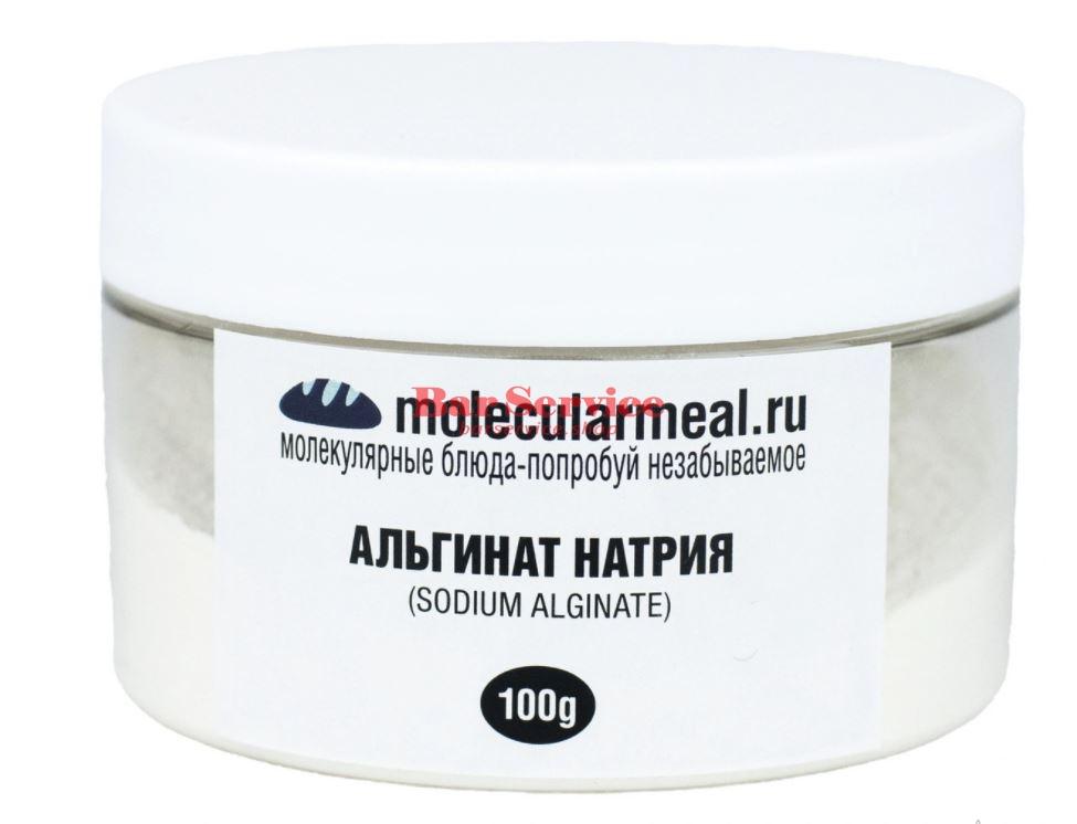 Альгинат натрия 100гр в Хабаровске