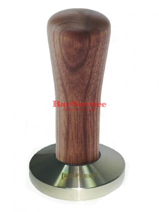 Темпер JoeFrex D58 Classic Short, орех, плоский сталь в Хабаровске