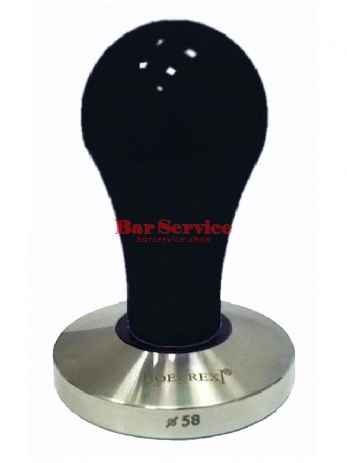 Темпер JoeFrex D58 Pop черный плоский сталь в Хабаровске