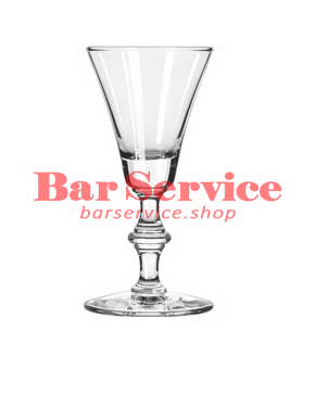 Рюмка Винтаж; стекло; 59мл; D=60,H=125мм; прозр. в Хабаровске