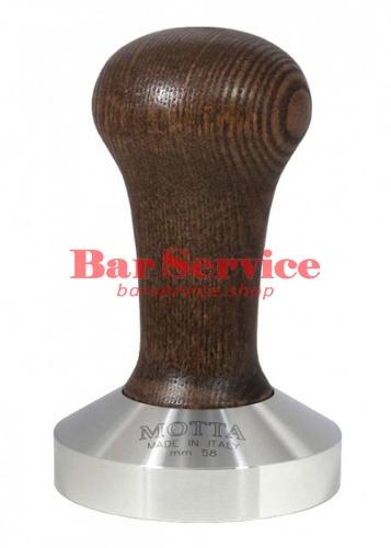 Темпер Мотта 58 мм. (выпуклый) с деревянной ручкой в Хабаровске