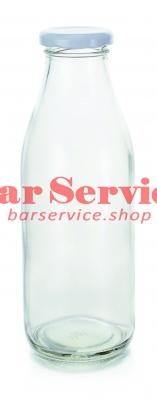 Бутылка с крышкой д/молока,соков 250мл  P.L. в Хабаровске
