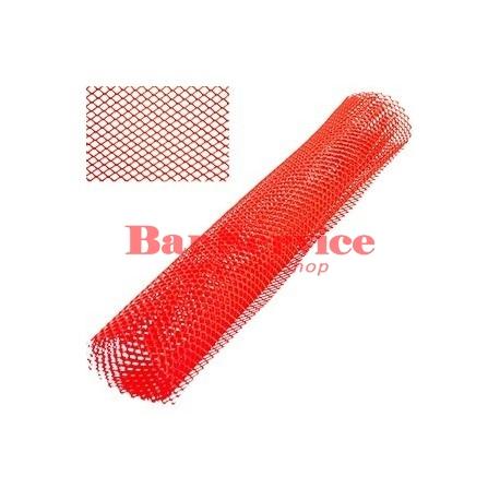 Сетка барная;  полиэтилен;  ,L=100,B=60см;  красный в Хабаровске