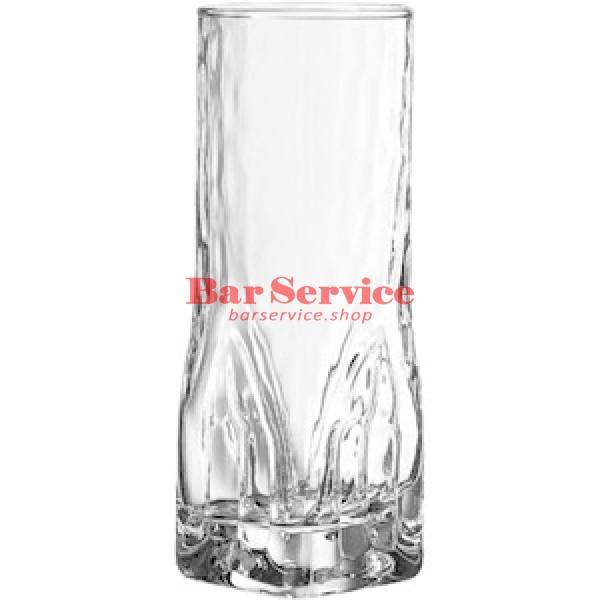Хайбол «Кварц»; стекло; 300мл; D=58,H=154мм; прозр. в Хабаровске