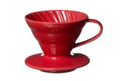 Hario VDC-02R. Воронка керамическая красная. 1-4 чашки в Хабаровске top