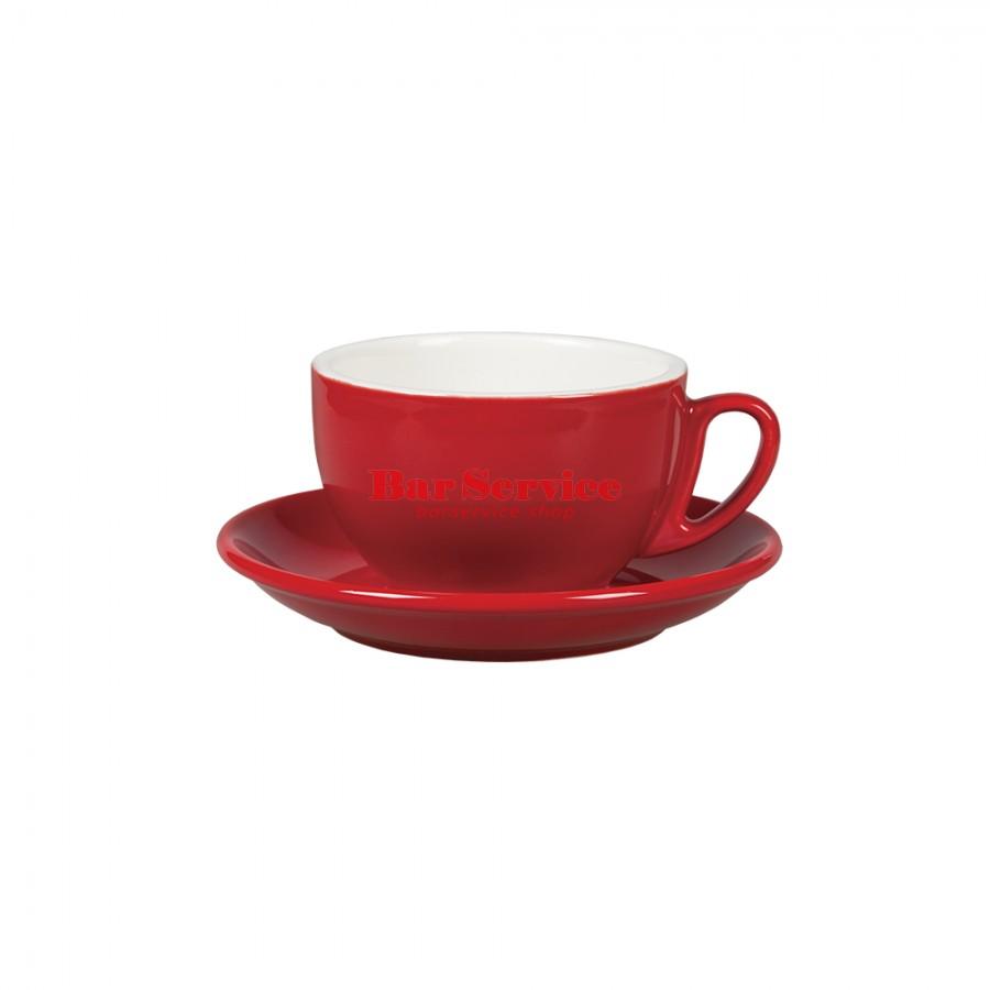 Чайная пара 270 мл; красный цвет; Barista P.L в Хабаровске