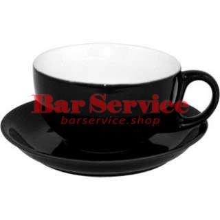 Чайная пара 270 мл; черный цвет; Barista P.L. в Хабаровске