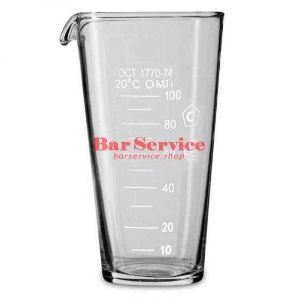 Мерный стакан, 100 мл.  в Хабаровске