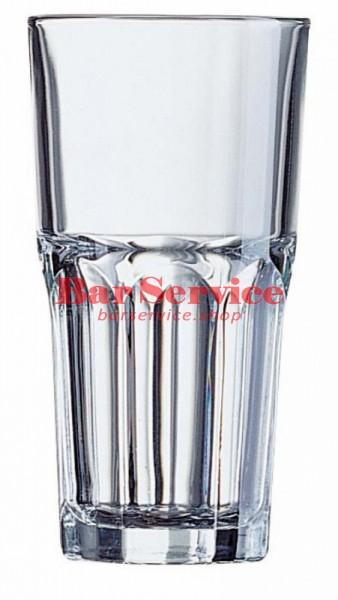 Хайбол «Гранити»;  стекло;  350мл;  D=85,H=120мм;  прозр. в Хабаровске