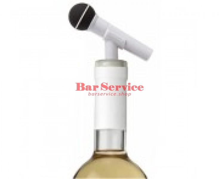 Пробка для бутылки Микрофон в Хабаровске